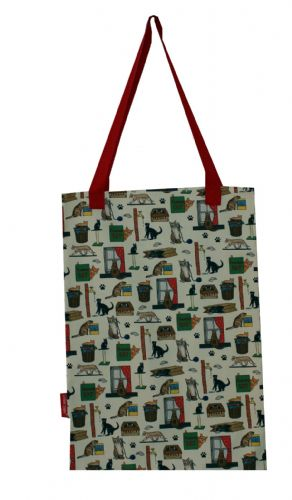 Selina-Jayne Curious Cats Limited Edition Designer Tote Bag
